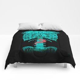 Nervous Human Xray Comforters