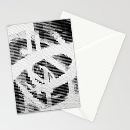 (Mono)chrome Stationery Cards
