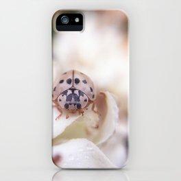 Elegant Lady iPhone Case
