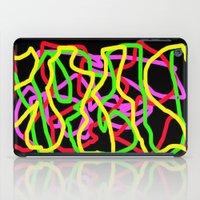 neon iPad Cases featuring Neon by Vitta