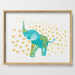 Lucky Elephant – Magic Villa Serving Tray