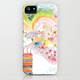 I WISH iPhone Case