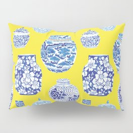 Chinoiserie Ginger Jar Collection No.2 Pillow Sham