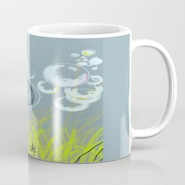 Squid Redone Coffee Mug