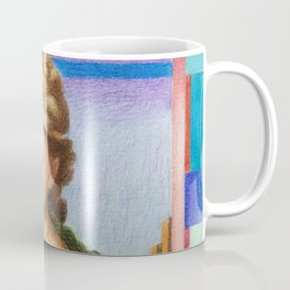Sta Barbara. after Raphael Coffee Mug