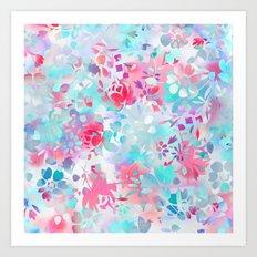 Floral Spirit 1 Art Print