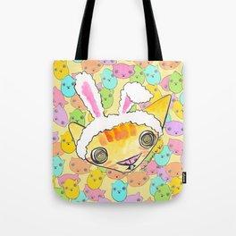 """Oro?"" Easter Bunny Tote Bag"