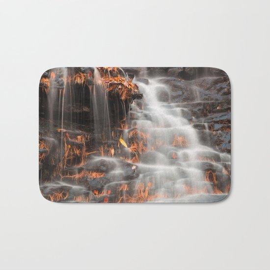 Shades of Death Waterfall Bath Mat