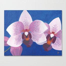 Orchide Canvas Print