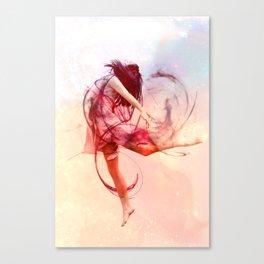 Disengage A Canvas Print