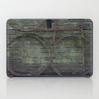 history iPad Cases featuring History by Melia Metikos