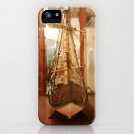 La Pinta iPhone Case