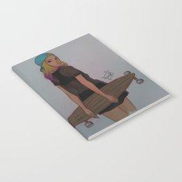 Sk8er Girl Notebook