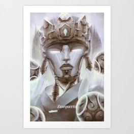 Zenyatta Art Print