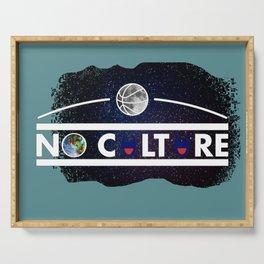 No Culture Serving Tray