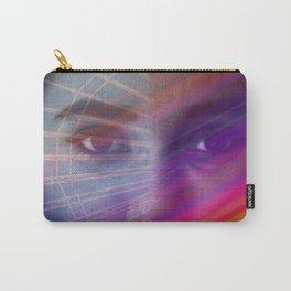 Rainbow portrait Carry-All Pouch