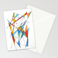love is simple Stationery Cards