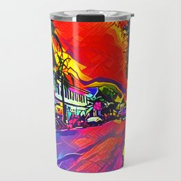 Key West Travel Mug