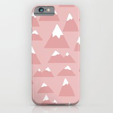 Mountain pattern iPhone 6s Slim Case