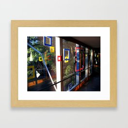 Install 1-4 Framed Art Print