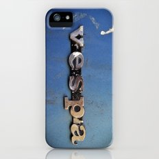 vespa iPhone (5, 5s) Slim Case