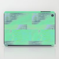 plaid iPad Cases featuring Plaid by flo.still