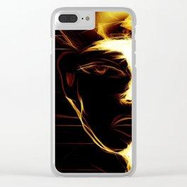 Tut tut Clear iPhone Case