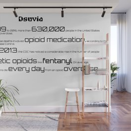 Dsuvia Time Wall Mural