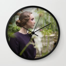 Julia in Great Expectations Wall Clock