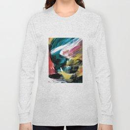 Abstract Artwork Colourful #3 Long Sleeve T-shirt