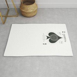 Ace of Spades — Density Rug