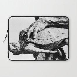Hand Turtle Laptop Sleeve