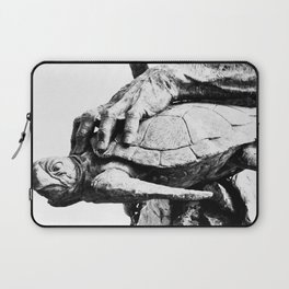 Hand Turtle Laptop Sleeve