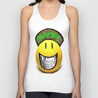 swag Tank Tops featuring SwaG by Stefanescu Catalin
