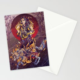Hecate, Goddess of Witchcraft Stationery Cards