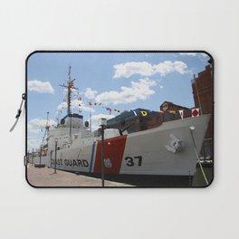 Coast Guard 37 Baltimore Harbor Laptop Sleeve
