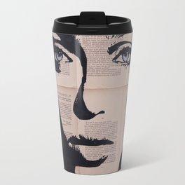 Anouchka blueyes Travel Mug