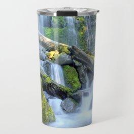 Waterfall - Proxy Falls Travel Mug