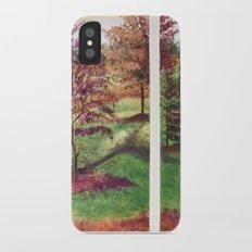 Window iPhone X Slim Case