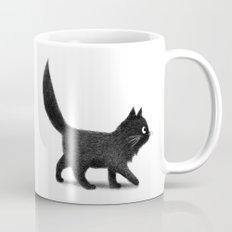 Creeping Cat Coffee Mug
