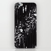 dramatical murder iPhone & iPod Skins featuring dramatical by Marilyne Lafrontiere Mla.designs