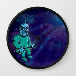 Propeller Mang Wall Clock