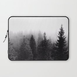 Silent Forest Dark Laptop Sleeve