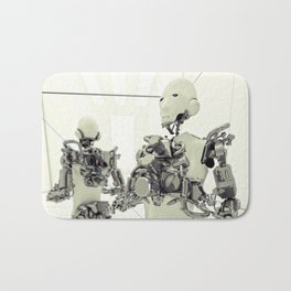 MOTHERFRAME Bath Mat