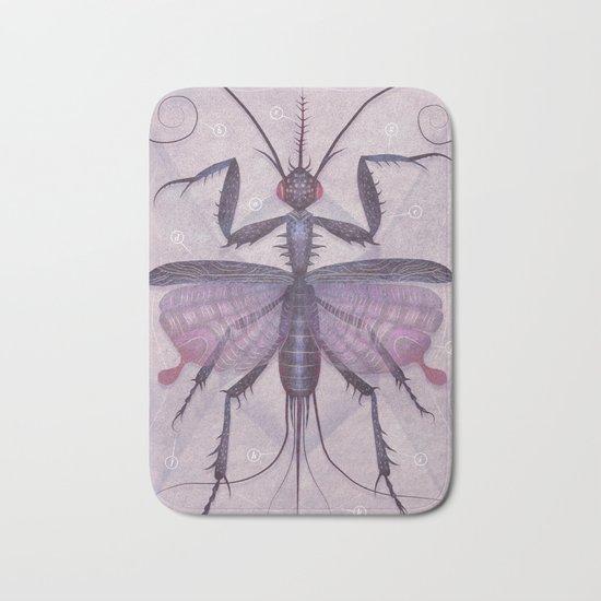 Entomology Tab. IV Bath Mat