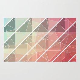 Abstract Geometric Design Rug
