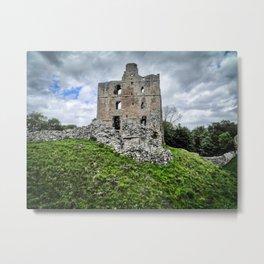 Norham Castle Metal Print