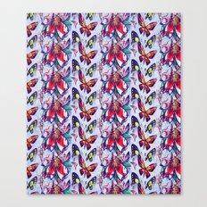 Flight of the Butterflies Canvas Print