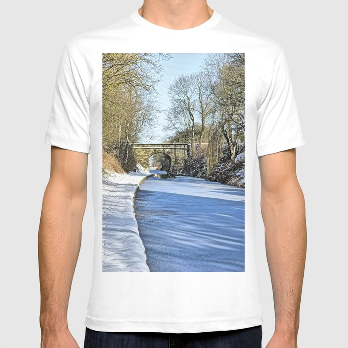 Cold start T-shirt