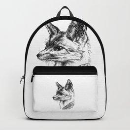 My Little Fox by camarocaro Backpack